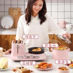东菱三合一早餐机